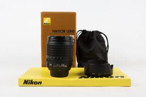 Nikon 18-105mm f3.5-5.6 G ED VR