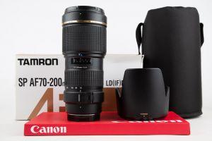Tamron 70-200mm F2.8 Di LD MACRO CANON