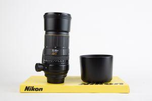 Sigma 135-400mm f4.5-5.6 D APO Nikon