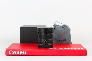 7artisans 12mm F2.8 Canon EF-M