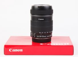 Canon 18-135mm f3.5-5.6 IS