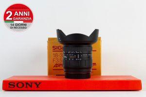 Sigma 18-35mm f3.5-4.5 AF Minolta-Sony A