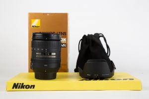 Nikon 16-85mm f3.5-5.6 G ED VR