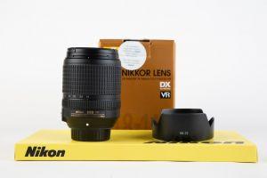 Nikon 18-140mm f3.5-5.6 G ED VR