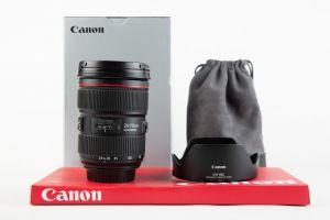 Canon 24-70mm f 2.8 L USM II