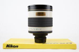 Samyang 800mm f8 Nikon
